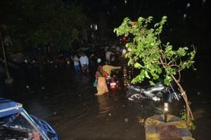 Overnight thunderstorms kill 15 in Agra