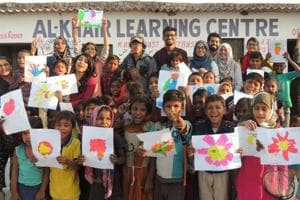 Jamia university students turn teachers for Delhi's slum kids, get...