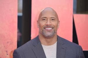 Dwayne Johnson says its important for men to speak up about depression
