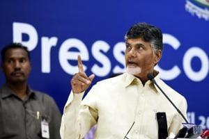 Chandrababu Naidu declares 'war' against Modi-led NDA govt, equates it...