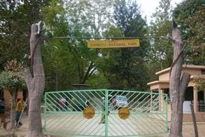 Online bookings contribute over 90% to the earnings generated through tourism activities at Corbett.