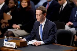 Zuckerberg, his suits, and his hearings on Capitol Hill