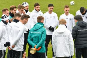 Germany top FIFA standings despite wobble, India climb to 97th