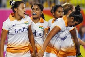 Indian women's hockey team were beaten by Australia in the 2018 Commonwealth Games in Gold Coast on Thursday. Follow highlights from the women's hockey semi-final encounter between India and Australia at the 2018 Commonwealth Games here.