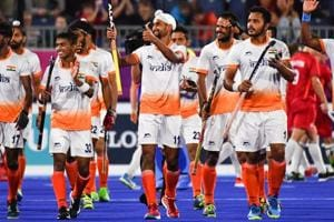 2018 Commonwealth Games:Indian men's hockey team face New Zealand in...