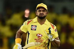 IPL 2018: Suresh Raina to miss Chennai Super Kings' next two games due...