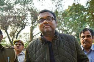 I-T issues fresh black money notice, Karti Chidambaram challenges