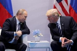 Why Trump is locked in a macho contest With Putin | Opinion