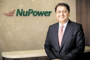 Deepak Kochhar, founder and CEO and manging director of NuPower Renewables Pvt. Ltd.