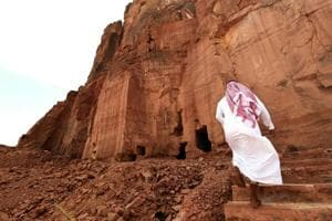 Photos: Saudi Arabia revives ruins of Al-Ula as doors open to tourists