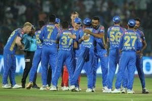 IPL 2018: Rajasthan Royals beat Delhi Daredevils in rain-curtailed...
