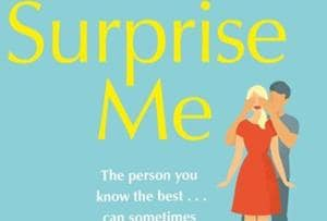 Sophie Kinsella's Surprise Me is a witty read.