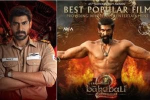 Content is king for Rana Daggubati as Ghazi, Baahubali 2 win National...