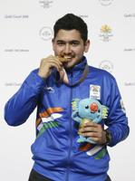 Indian athletes claimed 11 medals at Gold Coast Commonwealth Games on...