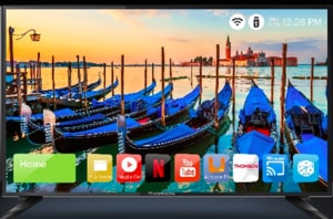 Thomson re-enters Indian market with 3 smart LED TVs