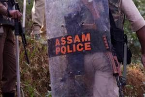 Six people injured in clashes with police in Assam's Silchar