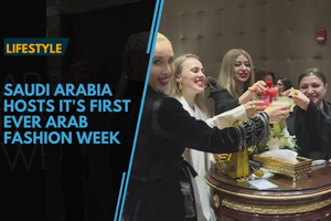 Saudi Arabia hosts the first Arab Fashion Week. The kingdom's edition...