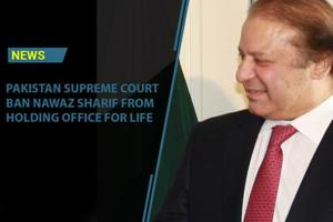 Pakistan Supreme Court on Friday ruled that politicians who have been...