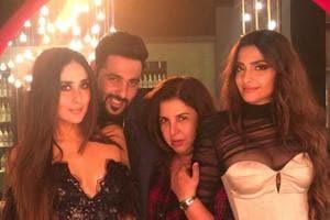 Kareena Kapoor, Sonam Kapoor add glamour to Veere Di Wedding song. See...