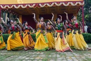 Poila Boishakh: Celebrating  the Bengali new year with dance, music...