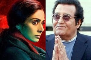 Vinod Khanna and Sridevi were posthumously awarded Dadasaheb Phalke and Best Actress respectively at the 65th National Film Awards.
