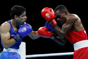 2018 Commonwealth Games: Boxers Mohammed Hussamuddin, Manoj Kumar...