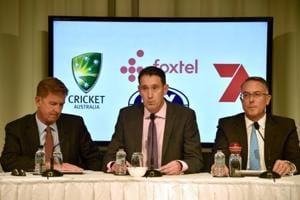 Cricket Australia secures $918 million for broadcast rights
