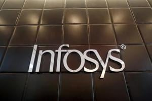 Infosys forecasts revenue rise, to pay shareholders a special dividend