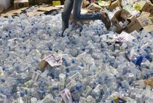 Mumbai to get 500 plastic bottle crushing machines