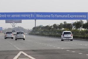 Greater Noida: Spot challans on Yamuna Expressway from today