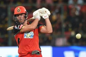 AB de Villiers guided Royal Challengers Bangalore to a victory over Kings XI Punjab at M Chinnaswamy Stadium in Bengaluru on Friday.
