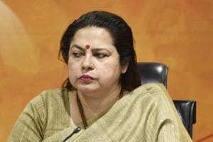 Lekhi's comments spark war of words with Congress over Kathua rape