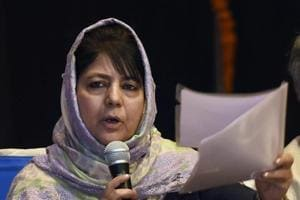 PDP leaders back Mehbooba Mufti's brother's attack on BJP