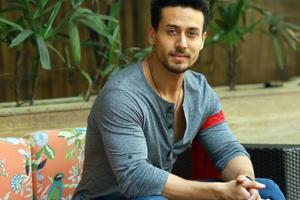 Tiger Shroff enjoys the identity he's given by the 'action hero' or...