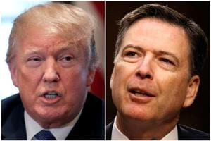 Trump blasts ex-FBI chief Comey as 'slime ball' for being called...