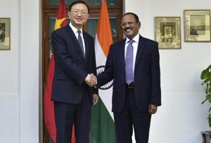 NSA Doval holds meeting with top Chinese official in Shanghai