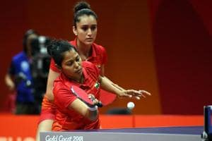 2018 Commonwealth Games: Manika Batra-Mouma Das settle for silver