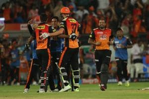 IPL 2018: Sunrisers Hyderabad clinch last ball thriller...