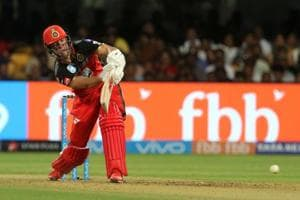 AB de Villiers' 23rd fifty gave Royal Challengers Bangalore's victory against Kings XI Punjab. Get highlights of Royal Challengers Bangalore vs Kings XIPunjab here.