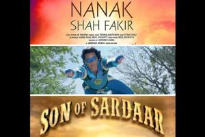 Nanak Shah Fakir, FLying Jatt Son of Sardaar - all these movies courted controversy.