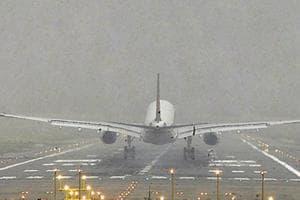 Air India plane brushes IndiGo aircraft's wingtip at Mumbai airport