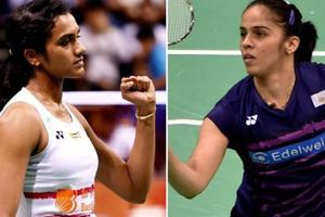 Saina Nehwal beat PV Sindhu in the 2018 Commonwealth Games (CWG 2018) badminton women's singles final in Gold Coast today. Get highlights of the Saina Nehwal vs PV Sindhu 2018 Commonwealth Games badminton women's singles final here.