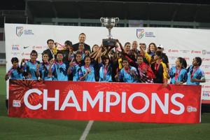 Rising Student Club crowned Indian Women's League champions