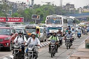 From this month, fancy number plates for two-wheelers in Delhi