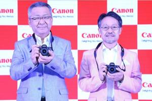 Canon EOS M50 mirrorless camera launched in India, priced at Rs 61,995