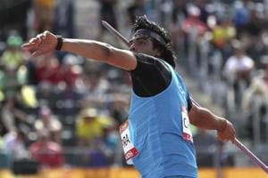 2018 Commonwealth Games: Neeraj Chopra wins gold in men's javelin...