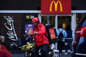 Chinese urged to boycott US firms amid tariff war, but Big Mac fans...