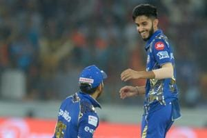 IPL 2018: Mumbai Indians' new spin sensation Mayank Markande earning...