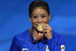 Get highlights of 2018 Commonwealth Games in Gold Coast here. Indian boxing great Mary Kom won the women