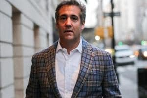Trump's personal lawyer arranged $1.6 million payoff to Playboy...